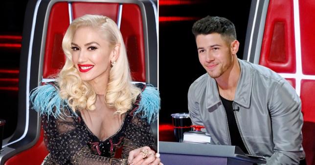 Gwen Stefani returns to The Voice US for season 19 as Nick Jonas step down