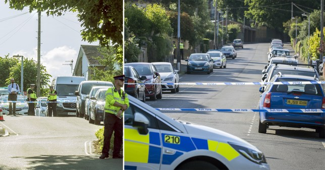 Two women killed inside house as man is arrested for murder