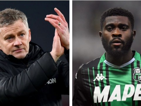 Manchester United make contact with former Chelsea midfielder Jeremie Boga over shock transfer move