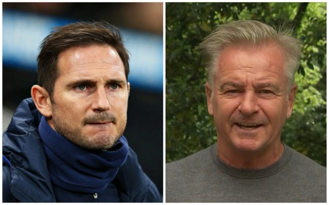 Arsenal legend Charlie Nicholas believes Frank Lampard's Chelsea are 'vulnerable'