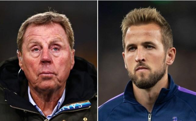 Harry Redknapp fears Manchester United target Harry Kane will leave Tottenham