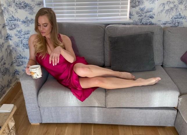 Amanda Lauren model