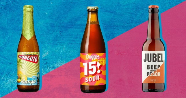 the best flavoured beers for people who don't like the taste of beer (that you can order online)