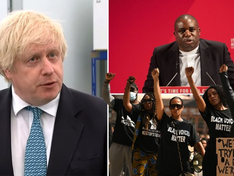 New commission on racial inequality is 'back of a fag packet' plan, Labour says