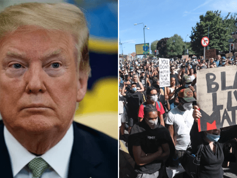 Donald Trump orders governors to 'dominate' George Floyd protesters