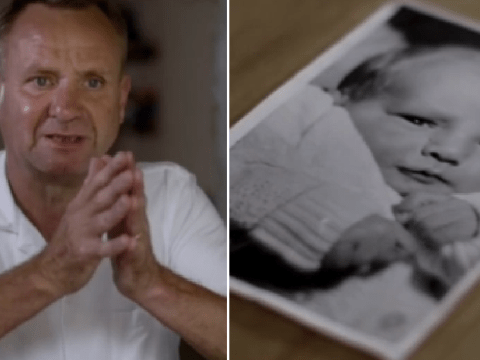 Long Lost Family: The harrowing moment man discovered he was abandoned by his mother and left in a box as baby