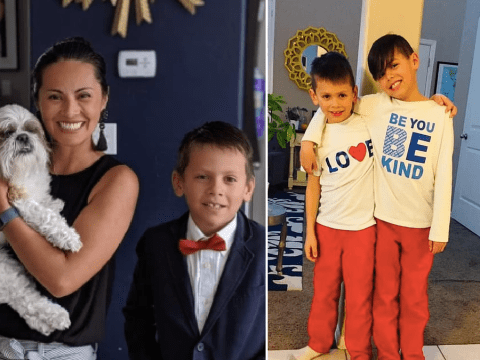 Mother came home to find ex had shot their young sons dead then killed himself