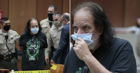 Porn star Ron Jeremy faces 20 more sex charges, one with 15-year-old - Tatahfonewsarena