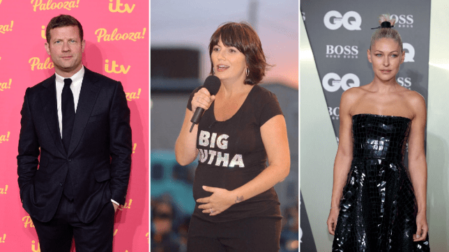 Big Brother Davina McCall Dermot O'Leary Emma Willis