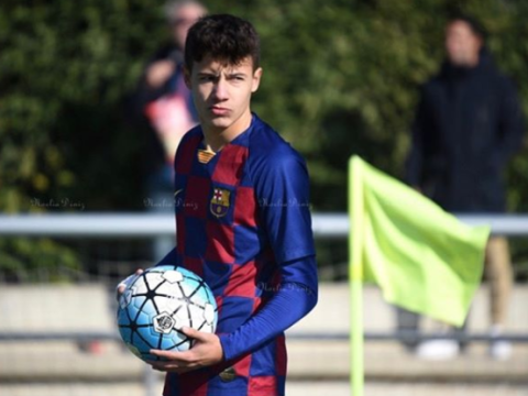 Barcelona ace Marc Jurado set to join Manchester United after confirming exit on Instagram