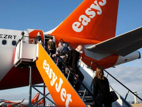 Easyjet starts first flights since March to encourage summer holidays