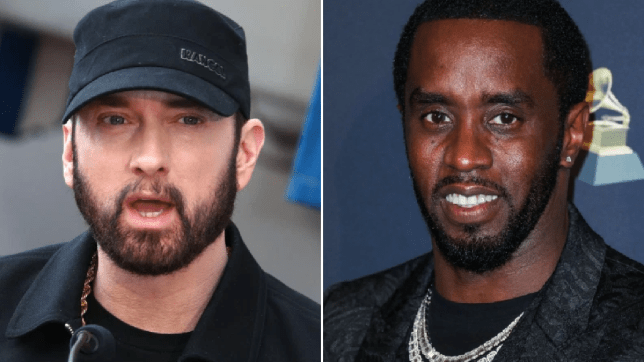 Eminem and Diddy