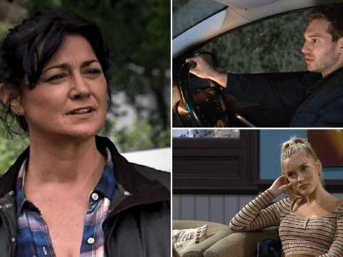 Emmerdale spoilers: Moira left to die, Jamie confronts Andrea and Cain's rage