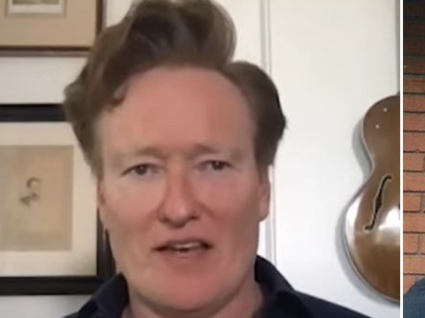 Conan O'Brien chooses to 'listen' after George Floyd's death: 'It doesn't feel right to talk about my feelings'