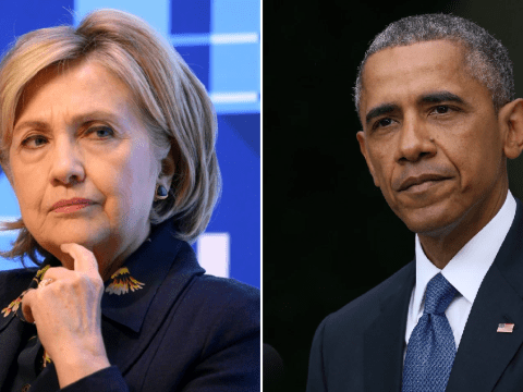 The crushing call from Barack Obama urging Hillary Clinton to concede in Trump election