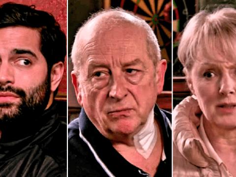 Coronation Street spoilers: Imran Habeeb convinces Sally Metcalfe to turn against Geoff?