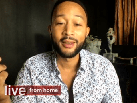 John Legend says we 'can't avoid history' as he weighs in on statues being taken down