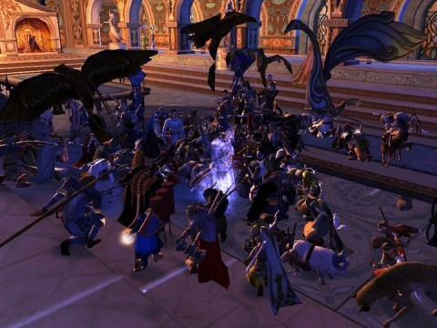 Lord Of The Rings fans pay tribute to Sir Ian Holm in online game