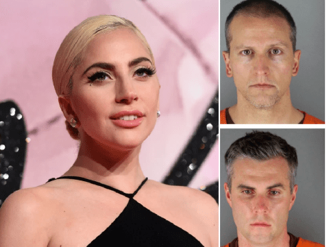 Lady Gaga welcomes George Floyd murder charge as all officers are arrested: 'Law and order is corrupt'