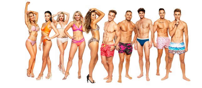 The Love Island Australia cast from 2018.