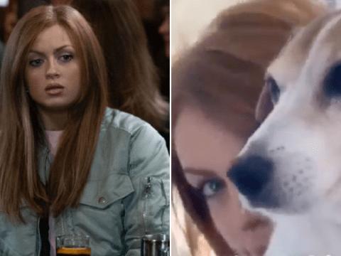 EastEnders star Maisie Smith devastated as beloved pet dog Benny dies