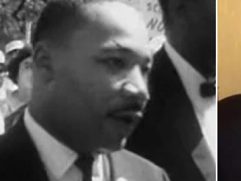 Martin Luther King 'would be deeply disturbed by the conduct we see' claims oldest son in response to racism