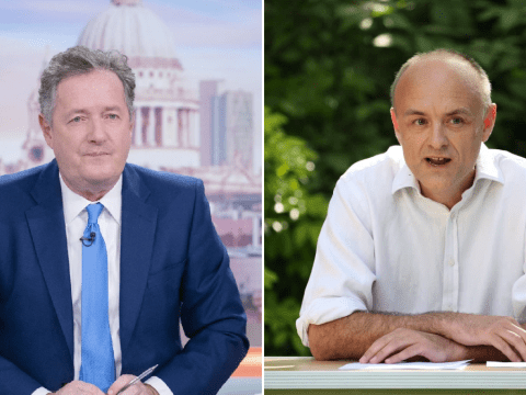 Piers Morgan declares Dominic Cummings 'single-handedly destroyed' lockdown: 'God knows what he has on Boris Johnson'