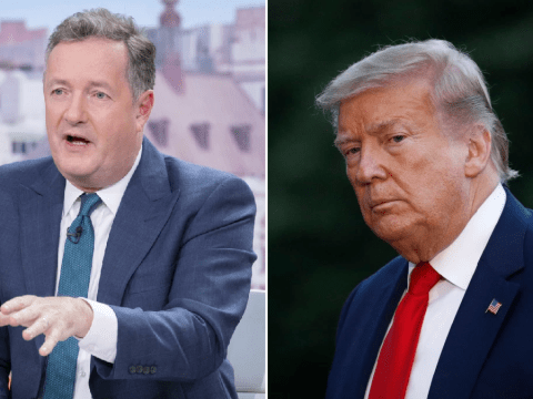 Outraged Piers Morgan hits out at Trump's 'inflammatory' George Floyd protests tweet: 'He's making it 10 times worse'