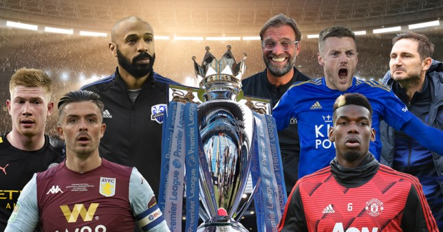 There's plenty left to play for in this season's Premier League, with Manchester United, Chelsea and Arsenal locked in a top-four battle, and Liverpool targeting the title