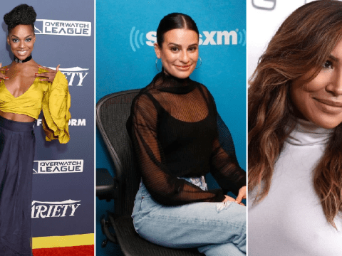 What happened between Lea Michele and her Glee co-stars?
