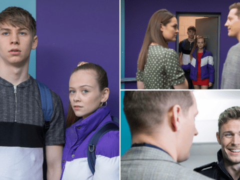 Hollyoaks spoilers: 8 new images reveal drugs horror for Sid and Juliet, Sienna's discovery and PC George Kiss' mission