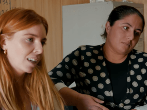 Stacey Dooley defends her controversial interview with Isis rape survivor