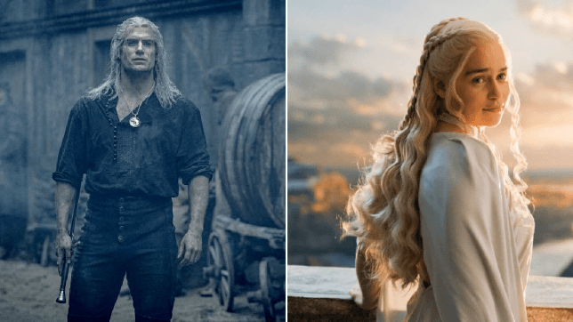 The Witcher Game of Thrones