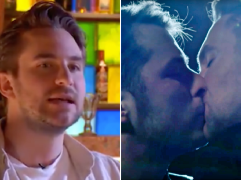 EastEnders star Tony Clay reflects on filming Ben and Callum kiss: 'Will this ever end?'
