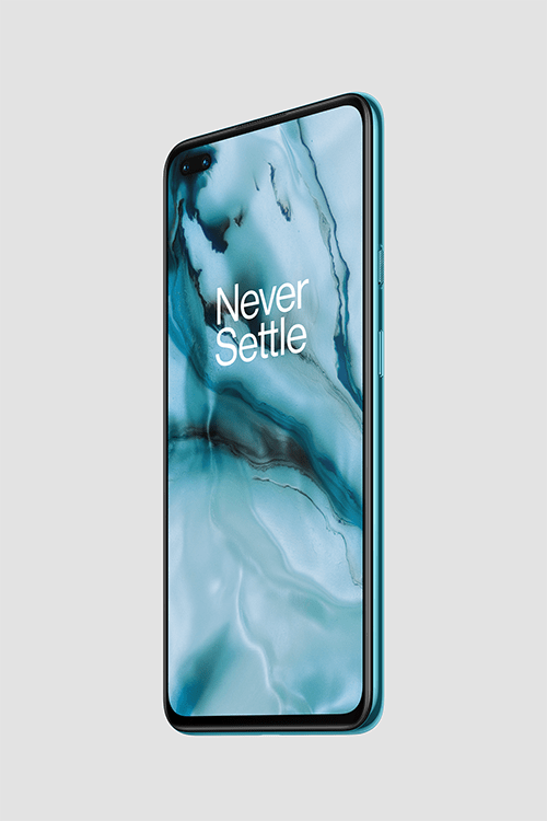 The screen has a 90Hz refresh rate (OnePlus)