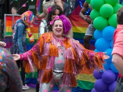 EastEnders star Lorraine Stanley praises iconic Pride episode: 'It's a classic'