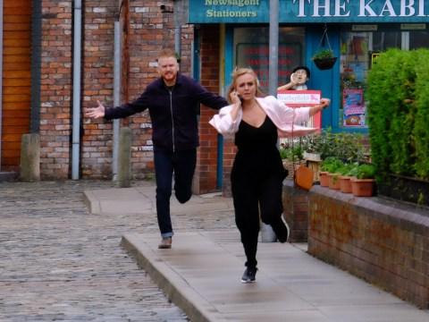 Coronation Street spoilers: Gary Windass makes a huge love declaration to Sarah Platt