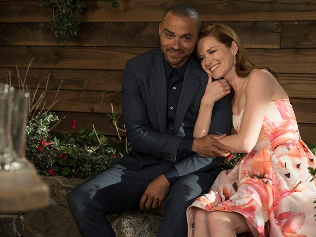 Grey's Anatomy's April Kepner and Jackson Avery beat Mark Sloan and Lexie Grey to be named best couple