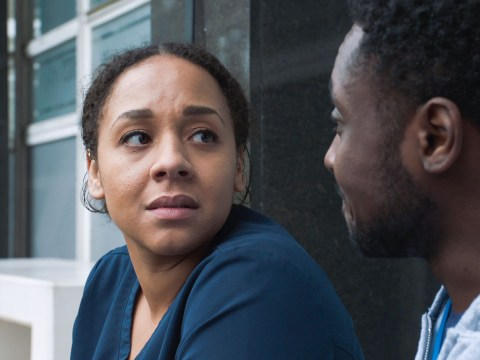 Holby City review with spoilers: Heart attack horror for Nicky as she struggles to cope