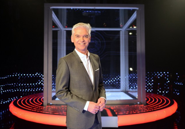 TELEVISION PROGRAMME: THE CUBE Picture Shows: Phillip Schofield A brand new series of The Cube invites more contestants to see if they ve got what it takes to win 250,000. As they face some brand new games, Gym instructor Chris hopes he can use his fitness skills to win big for his family, while student Sophie hopes she can outsmart the Cube. The question is - can either of them beat it?