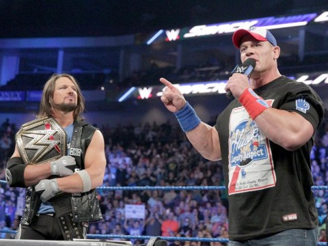 John Cena didn't want WWE to sign AJ Styles and other top independent stars