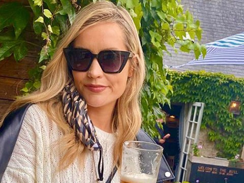 Laura Whitmore, Rod Stewart and Love Island stars hit the town as pubs and bars reopen for Super Saturday