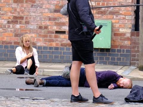 Coronation Street spoilers: Gary Windass dies in huge twist as soap films world's first socially distanced stunt?