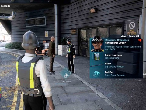 Watch Dogs: Legion leak shows playing as a cop and a football hooligan