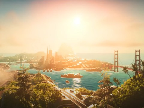 Grand Theft Auto: San Andreas map recreated in Unreal Engine 4, looks amazing