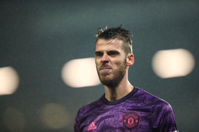 Manchester United teammates 'worried' by David de Gea as bad displays continue in training