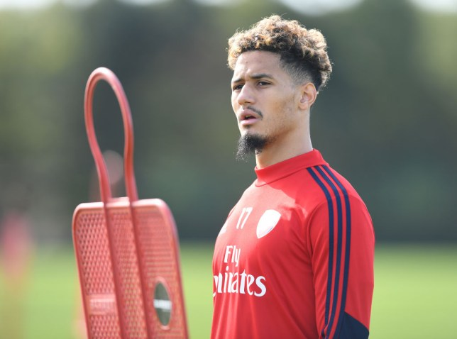 Arsenal boss Mikel Arteta plays down William Saliba expectations