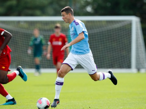 Manchester United in talks with Man City wonderkid Charlie McNeill