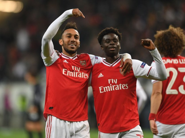 Eintracht Frankfurt v Arsenal FC: Group F - UEFA Europa League