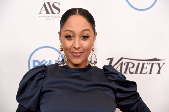 Tamera Mowry confirms she's leaving The Real